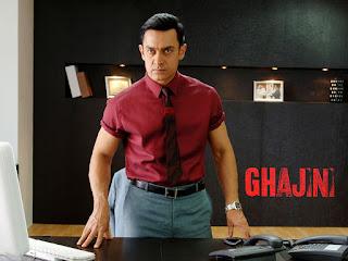 Ghajini Fonds d'Aamir Khan