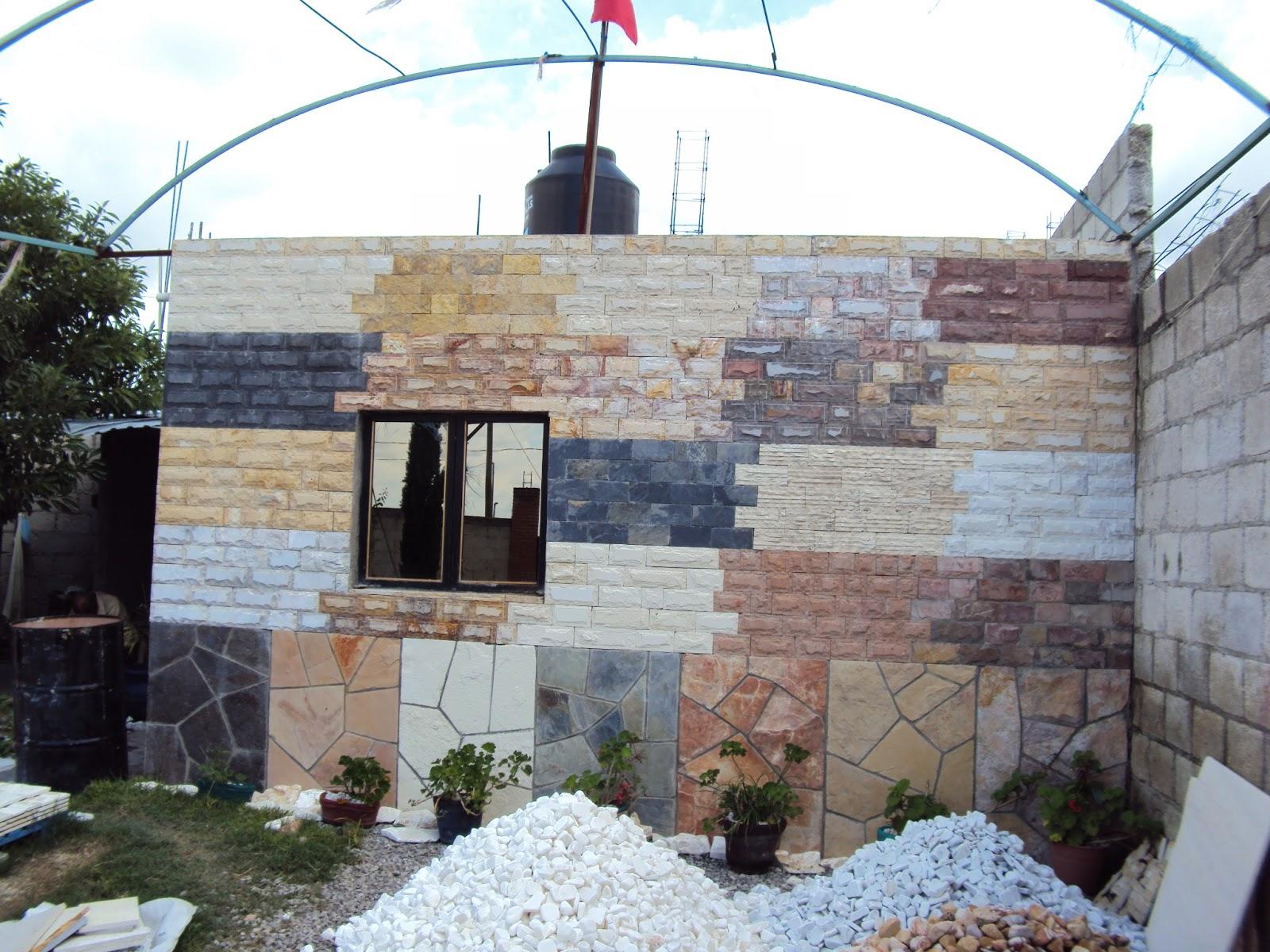 Piedras decorativas le n piedra laja for Piedra de rio blanca precio