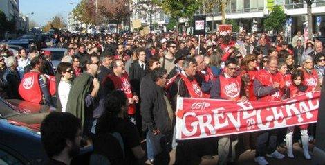 GREVE GERAL REPUDIA PACOTE DE ARROCHO PARA PORTUGAL