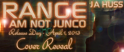 Range, JA Huss, cover reveal