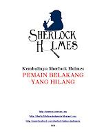 Download ebook Kembalinya Sherlock Holmes Pemain Belakang Yang Hilang gratis
