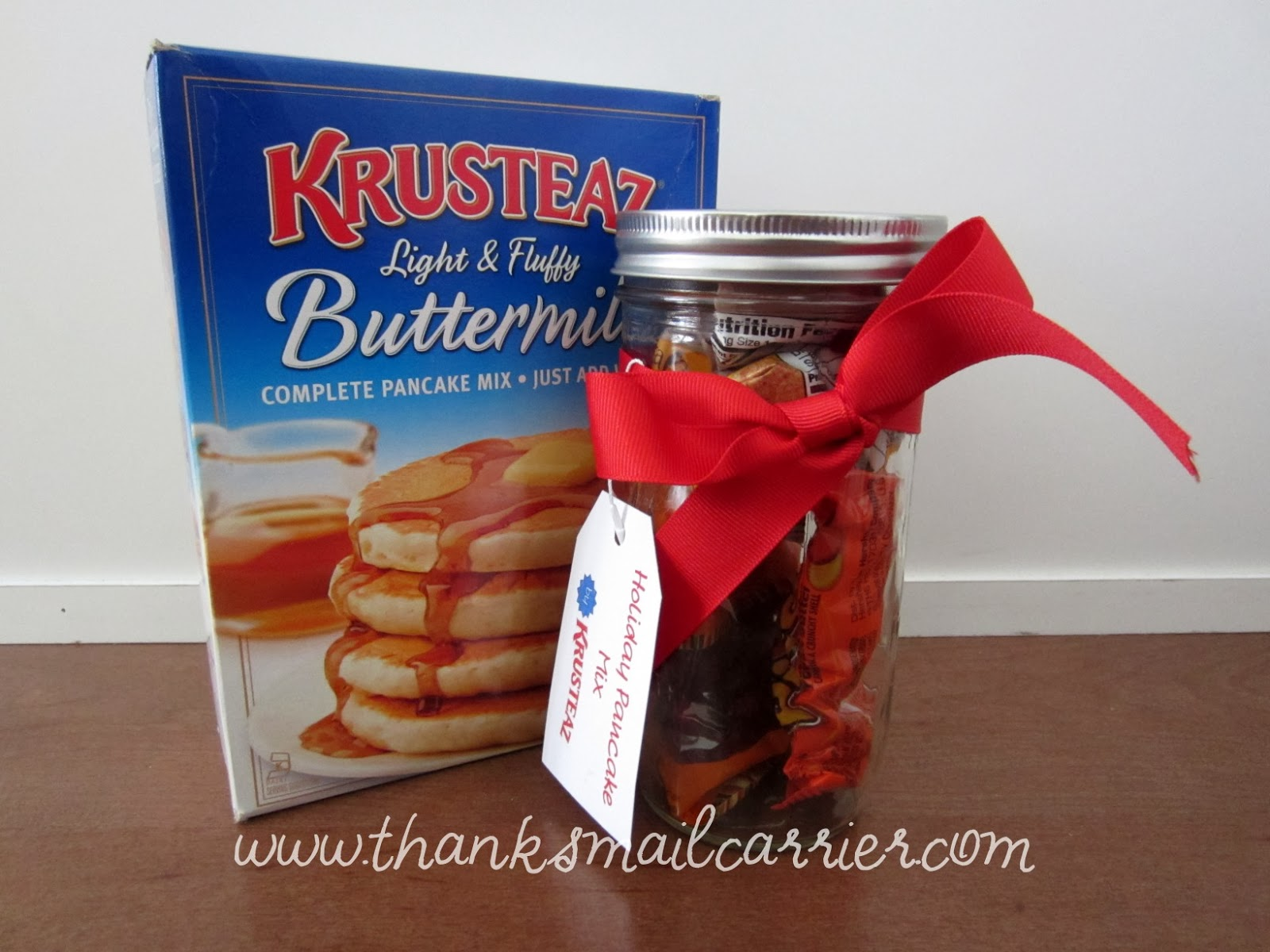 Krusteaz pancake mix