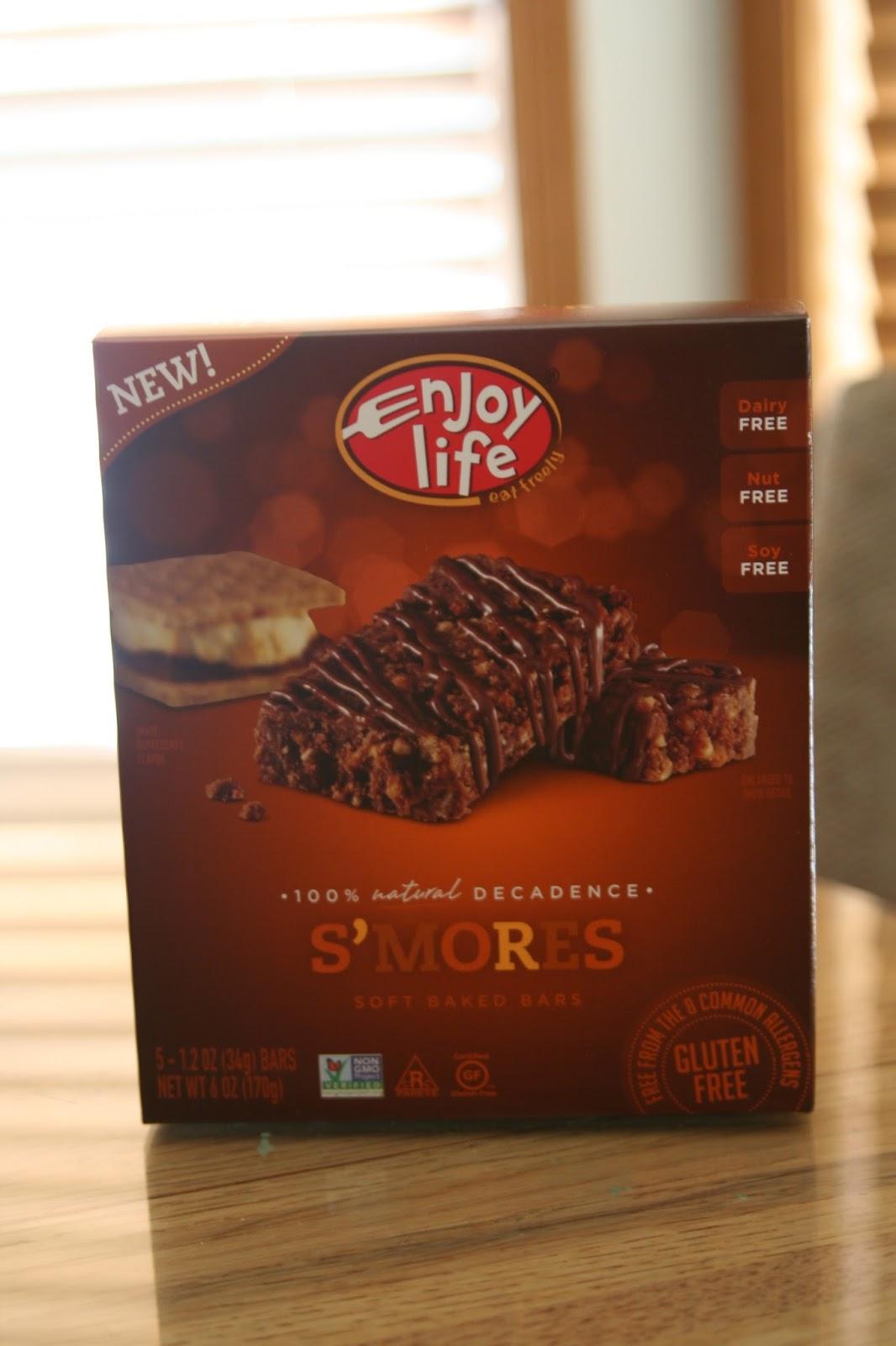 get allergy wise: Enjoy Life Soft Baked Bars: Chocolate Sunbutter ...