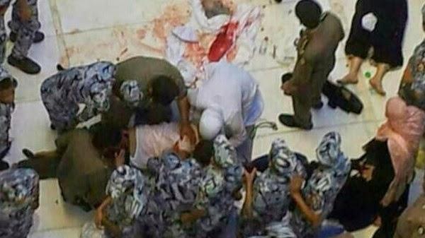 حقيقة انتحار ثلاثة معتمرين في الحرم المكي أثناء غسيل الكعبة المشرفة اليوم الخميس 29/5/2014