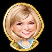 Martha Stewart Head