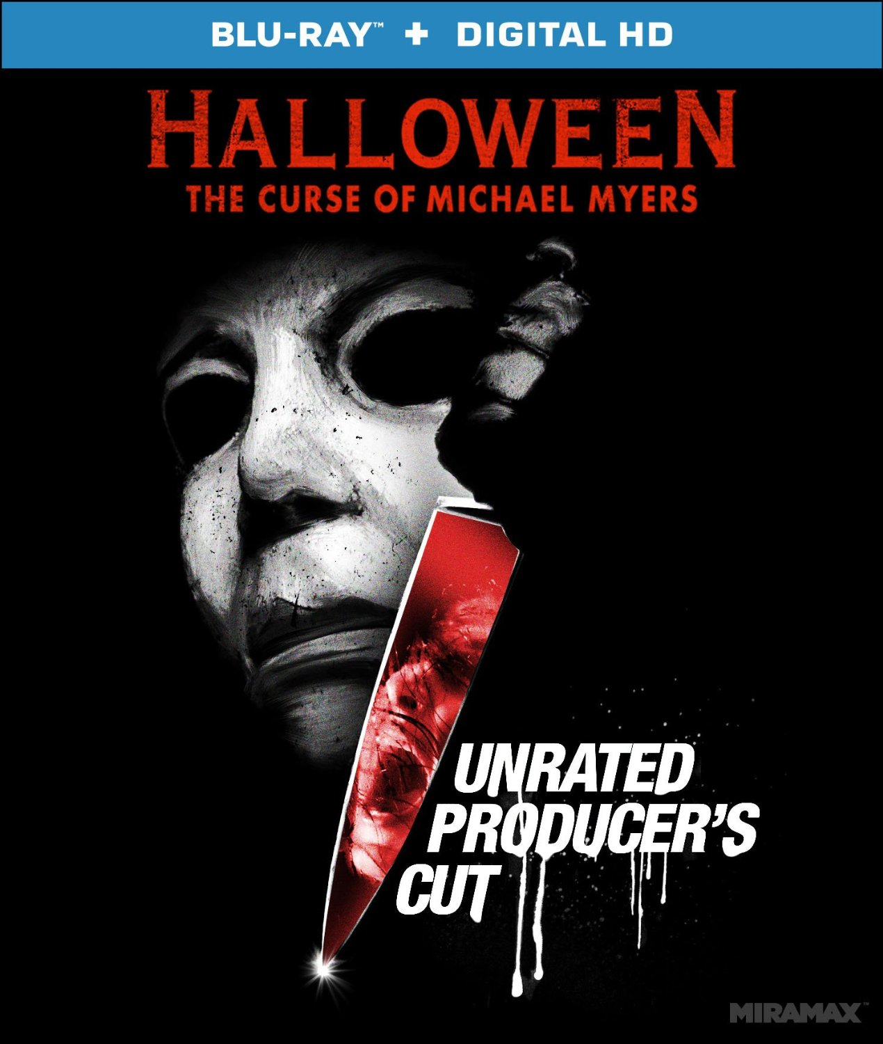 The Horrors of Halloween: HALLOWEEN 6 The Producer's Cut New Blu ...