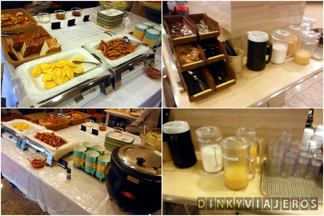 Hotel Villa Fontaine Nihombashi Hakozaki. Desayuno