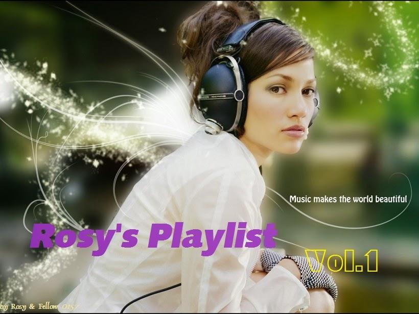 Download [Mp3]-[Hit Songs] 100 เพลงให้คุณได้ฟังเพลงเพราะๆ รวมเพลงคัดมาอย่างเพราะ Rosy's Playlist Vol 1 [Solidfiles] 4shared By Pleng-mun.com