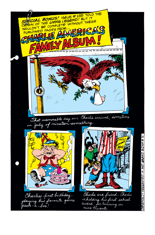 Captain America (1968) Issue #257 #172 - English 19