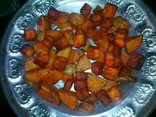 SPINGY ALOO PANNER