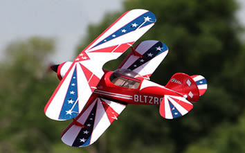 BlitzRCWorks Pitts RC Planes Images