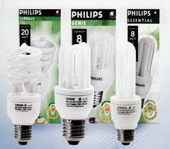 Lampu Philip Mampu Jimat Elekrik rumah dan bangunan