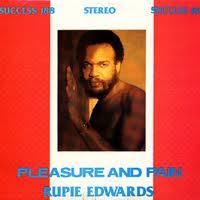RUPIE EDWARDS LP(COM MELO DE SAPOTIR) DISCO ESTA AUTOGRAFADO PELO LENDARIO CANTOR)
