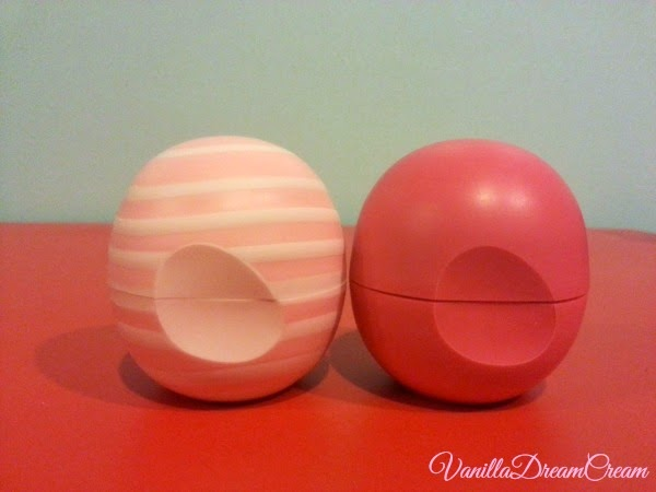 EOS visibly soft compared to original lip balm