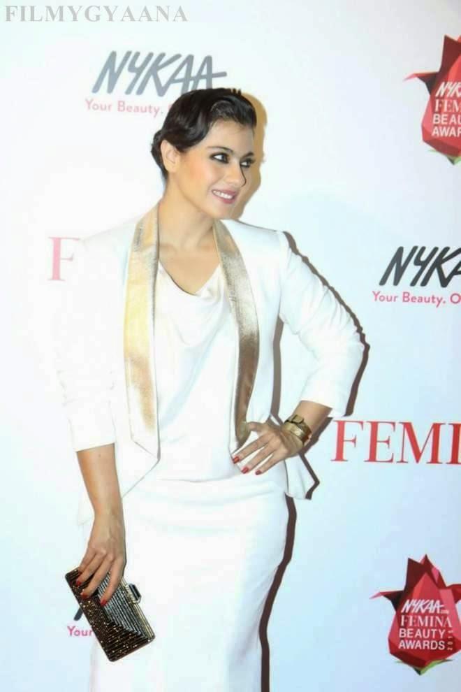Kajol Latest Stills At Femina Beauty Awards