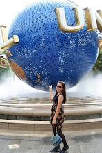 Universal Studio Singapore.