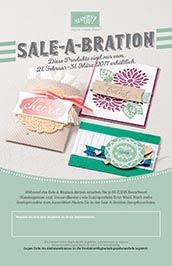 Sale - A - Bration 2. Ausgabe