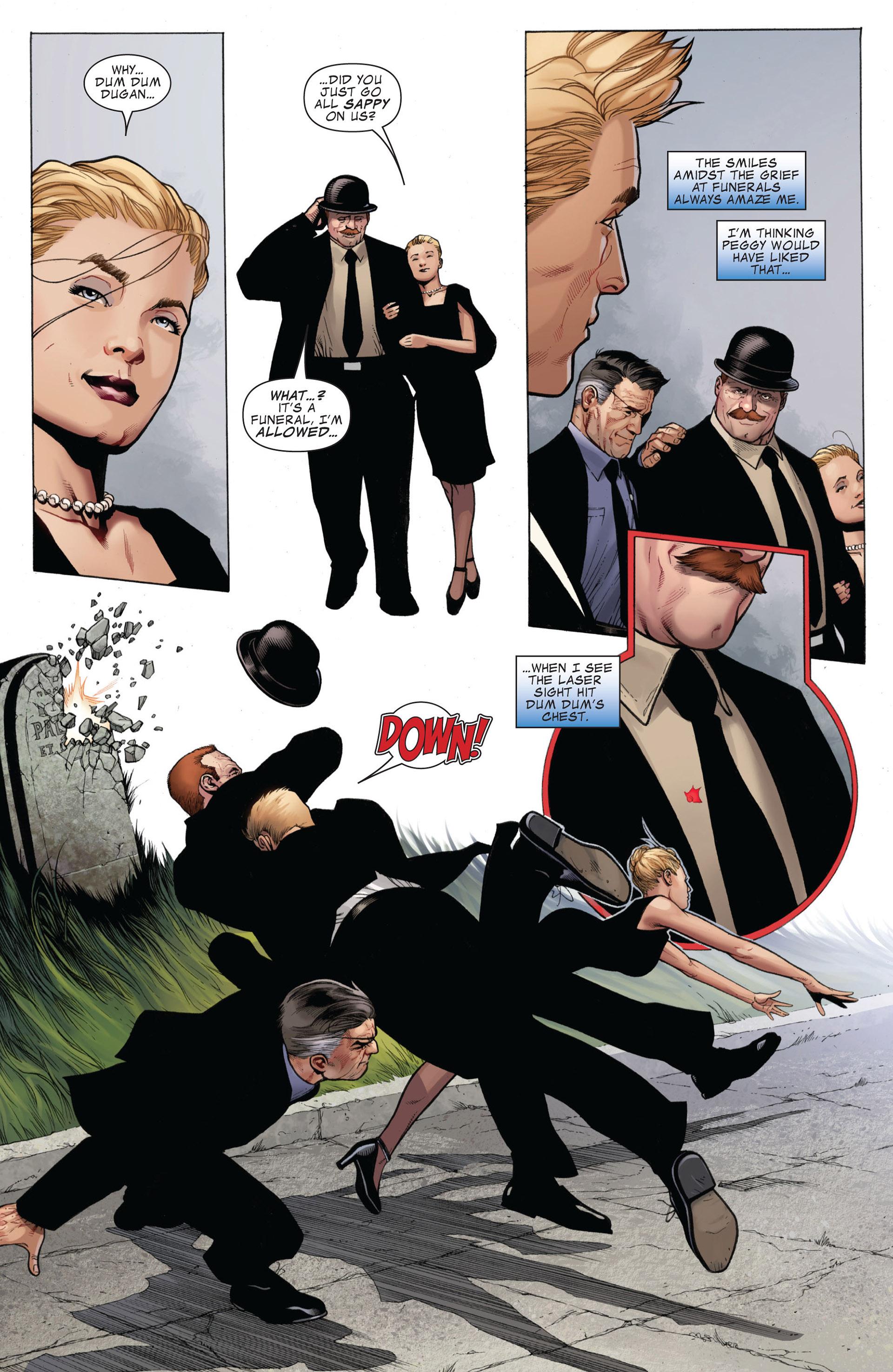 Captain America (2011) Issue #1 #1 - English 8