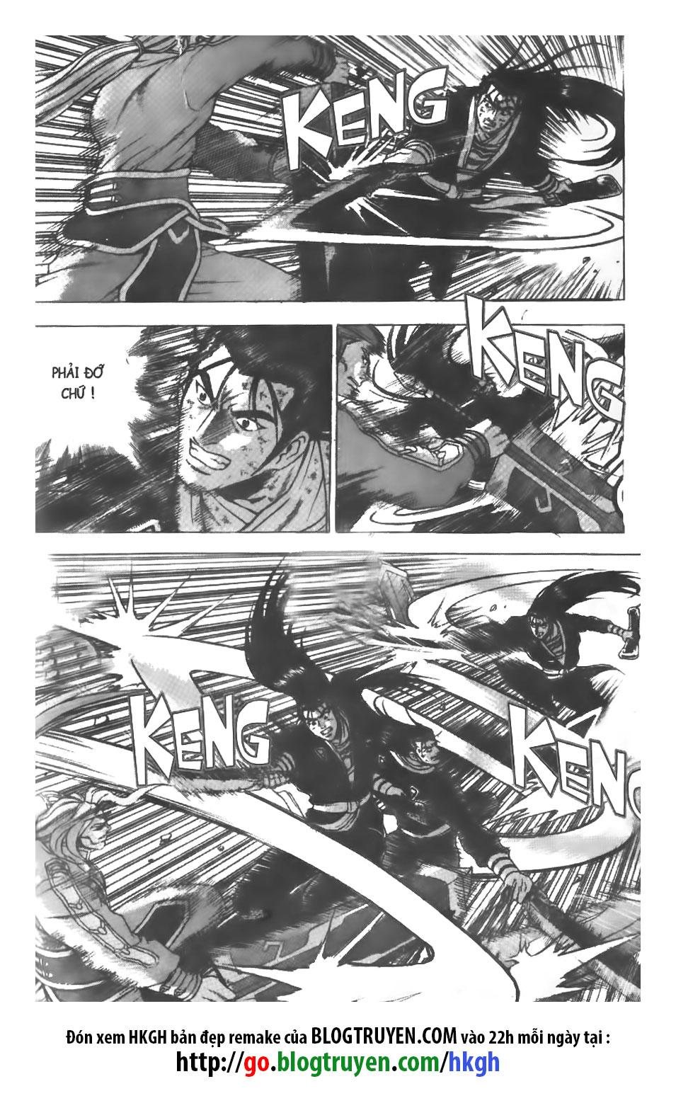 Hiệp Khách Giang Hồ chap 251 Trang 22 - Mangak.info