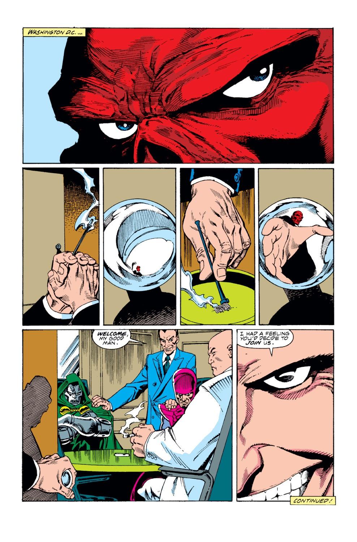 Captain America (1968) Issue #365 #298 - English 18