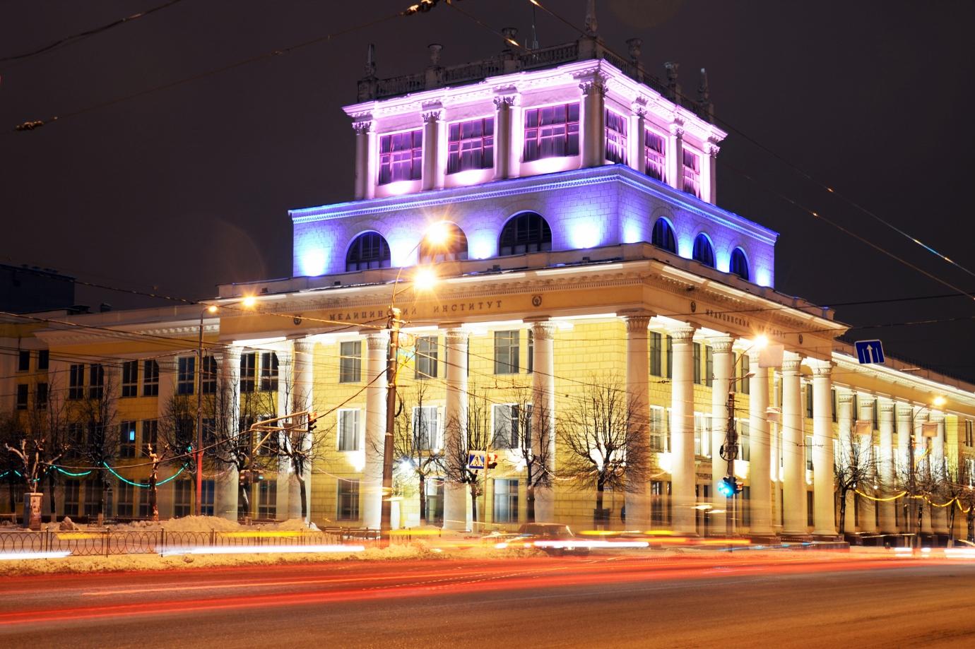 Здание ИГМА