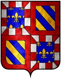 Armorial de Bourgogne par Peincedé
