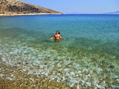 Agios Theodoti Beach