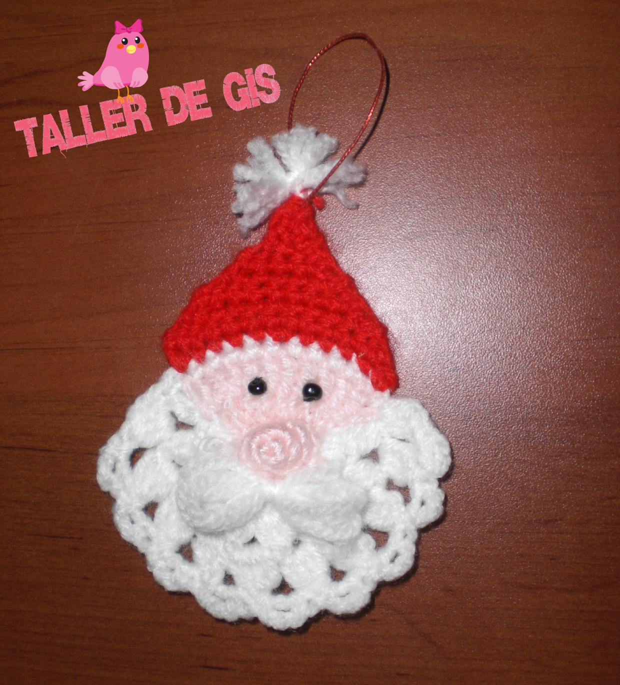 Adornos Navidad Crochet. Patron Reno Navidad With Adornos Navidad ...