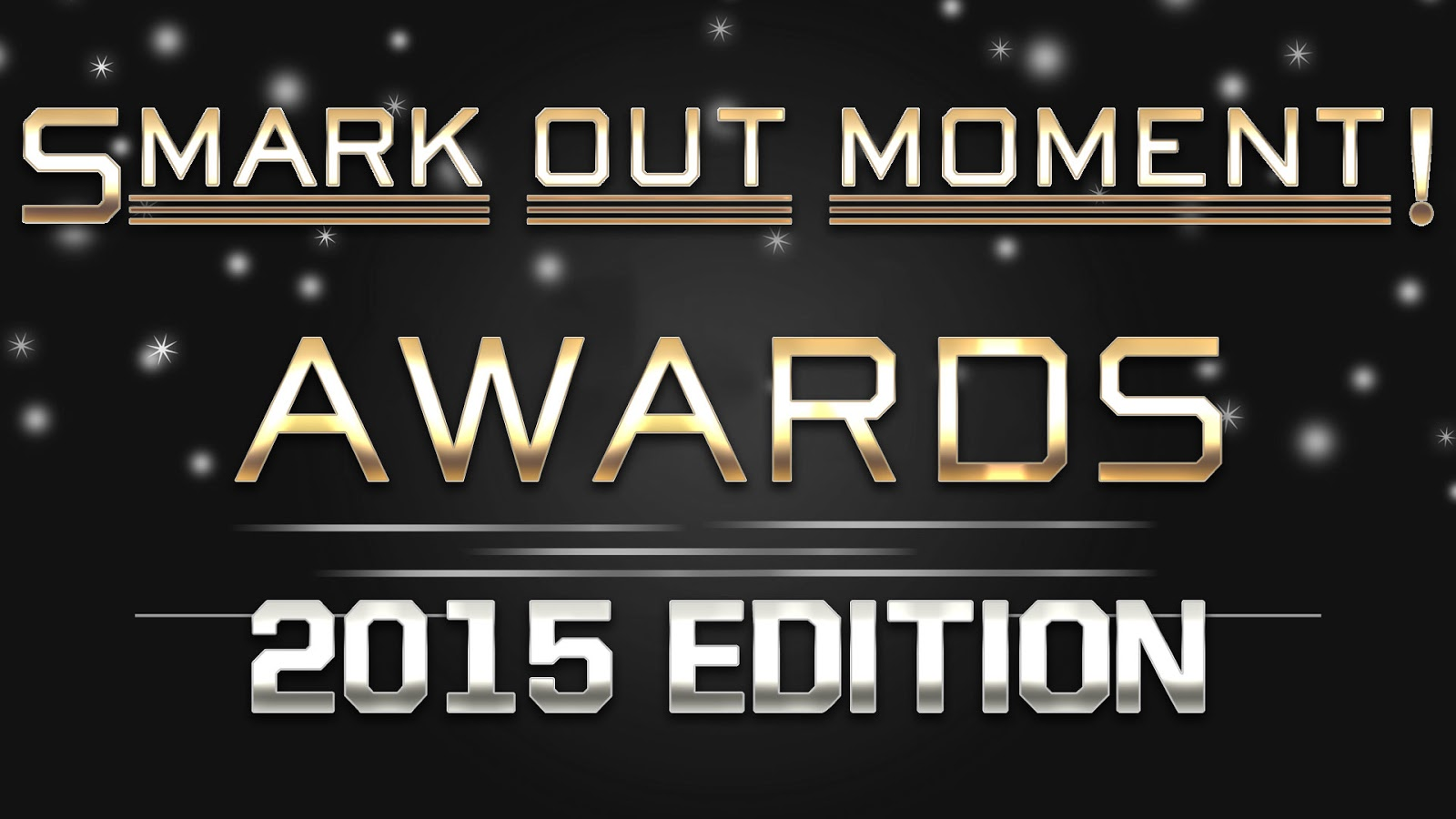 Smark Out Moment wrestling Smarky Awards 2015 Smarkies