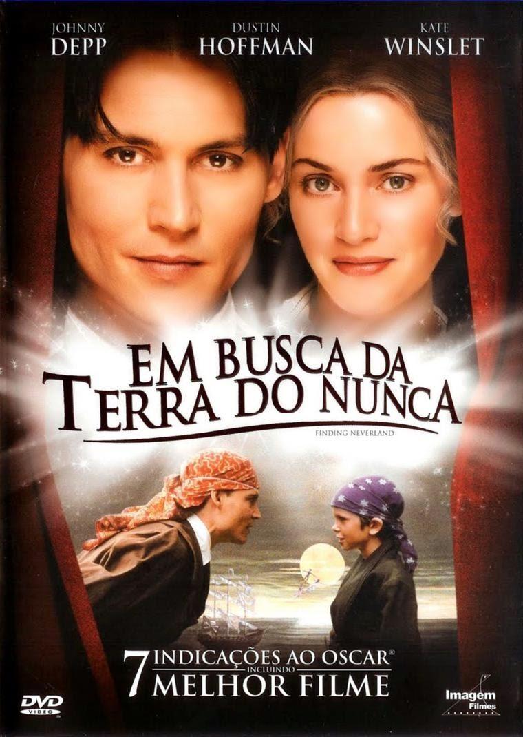 Em Busca da Terra do Nunca – Dublado (2004)