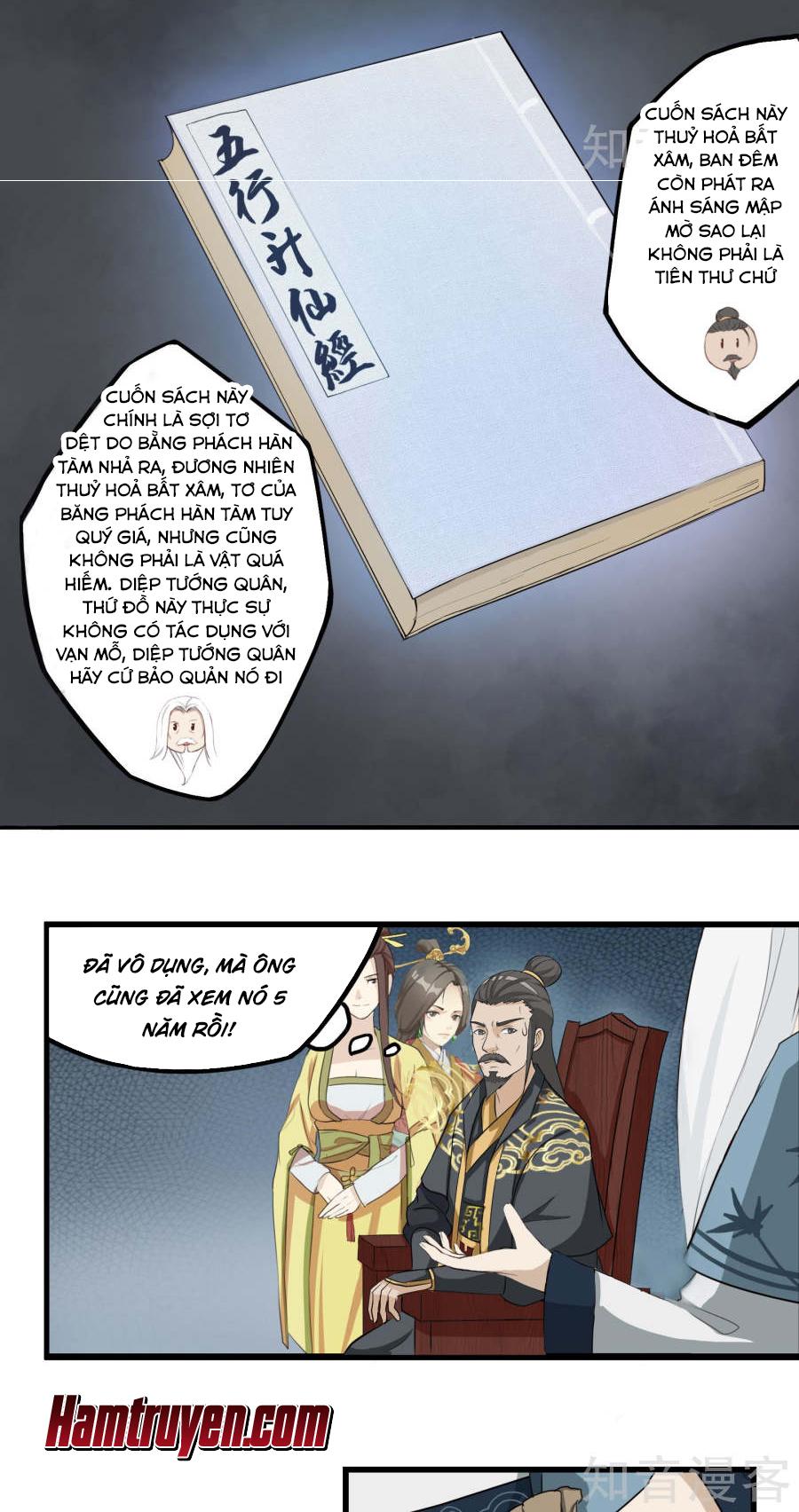 Cuồng Đồ Tu Tiên - Chap 18