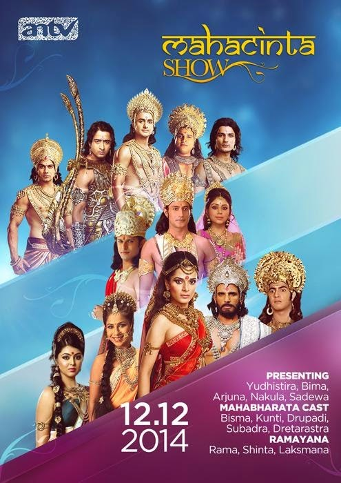 Hadirkan Pooja Sharma Dalam Mahacita ANTV 12 Desember
