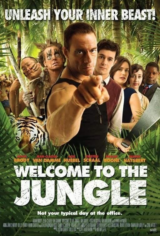 Welcome to the Jungle – Legendado (2013)