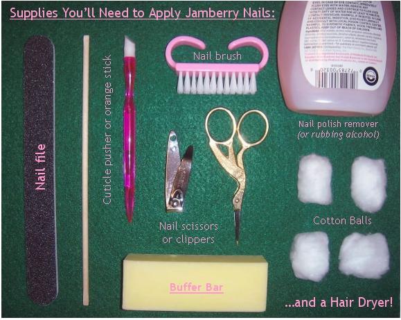 salon professional supplies instructions