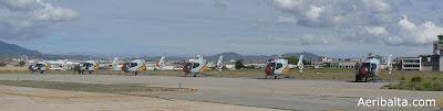 Eurocopter EC 120B Colibri de la Patrulla ASPA