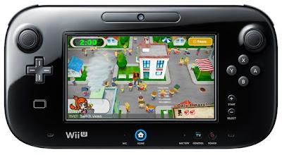 Game & Wario WiiU