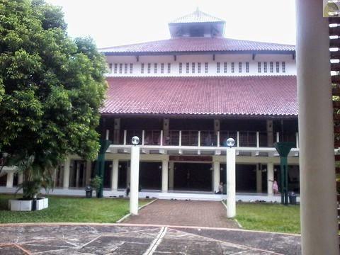 Masjid Ukhuwah Islamiyah UI Depok