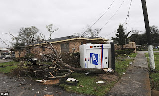 postal crash