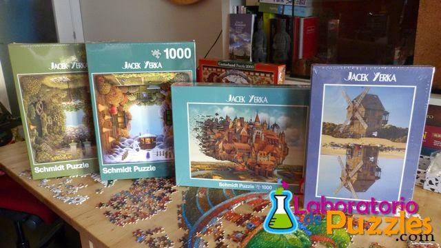 Comprar puzzles online puzzle espana y los problemas con la tienda laboratorio de puzzles - La casa del puzzle madrid ...