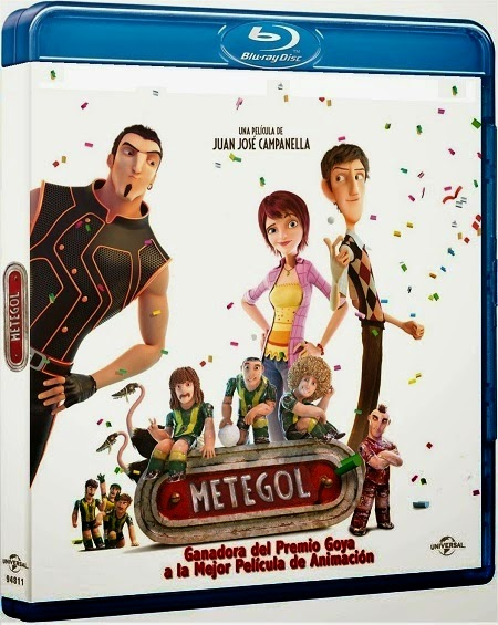 Underdogs (Metegol) (2013) BluRAy 720p BRRip 650MB