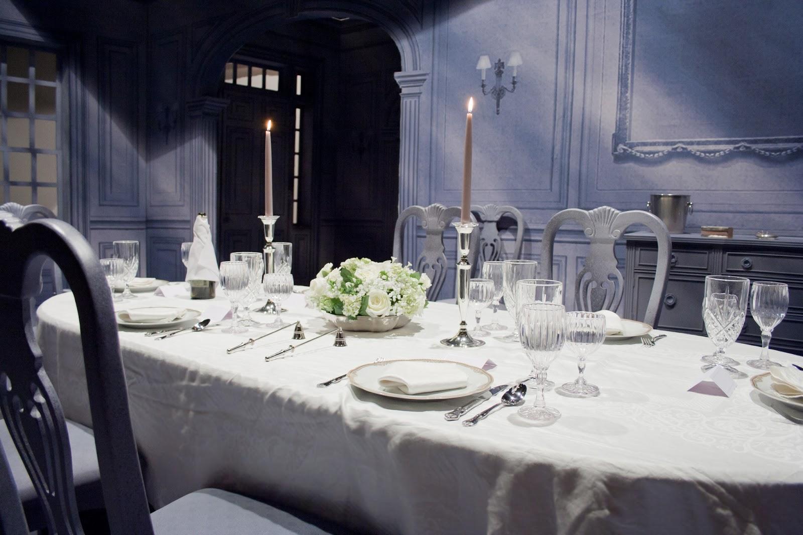 Ar gurney the dining room