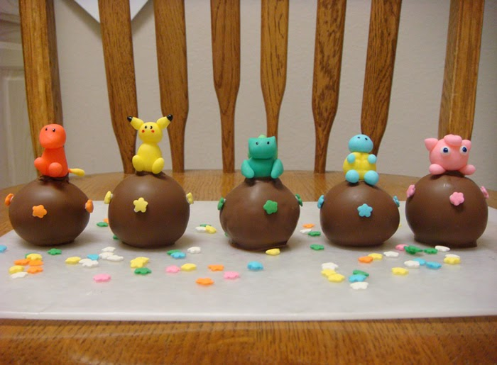 Image Result For Cake Balls Without Chocolate Coating
