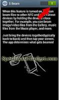 Mengaktifkan S-Beam pada Samsung Galaxy S3 -