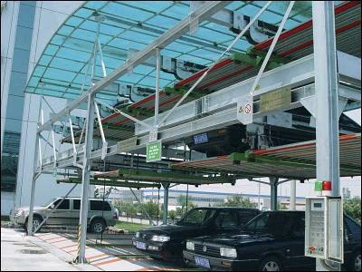 Auto Car Parking System