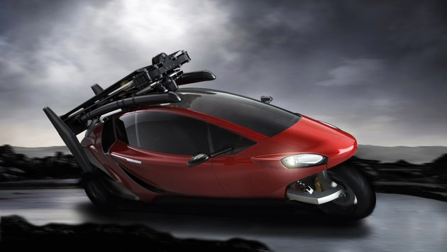 amazing flying car -pal-v