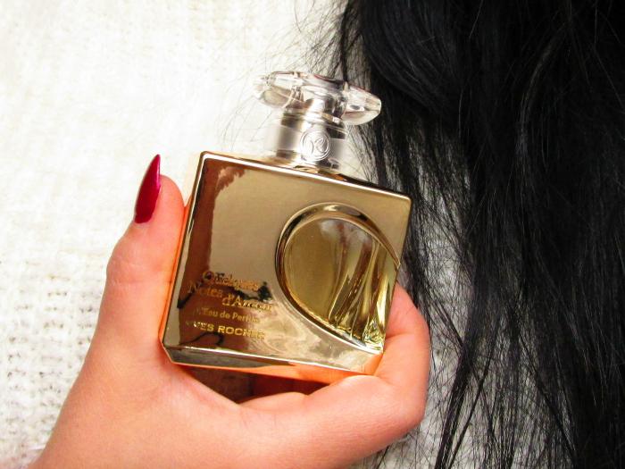 Yves Rocher Blogger Challenge Quelques Notes d´Amour Parfum