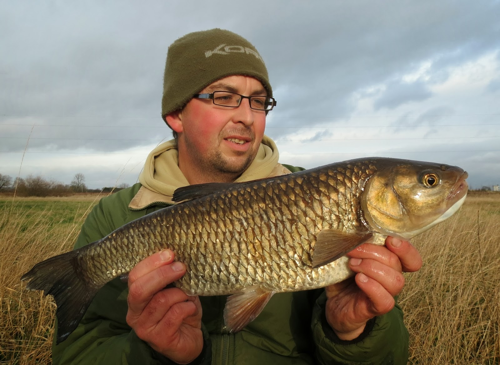 big river derwent chub