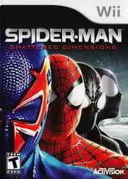 Game Wii-Spider-Man