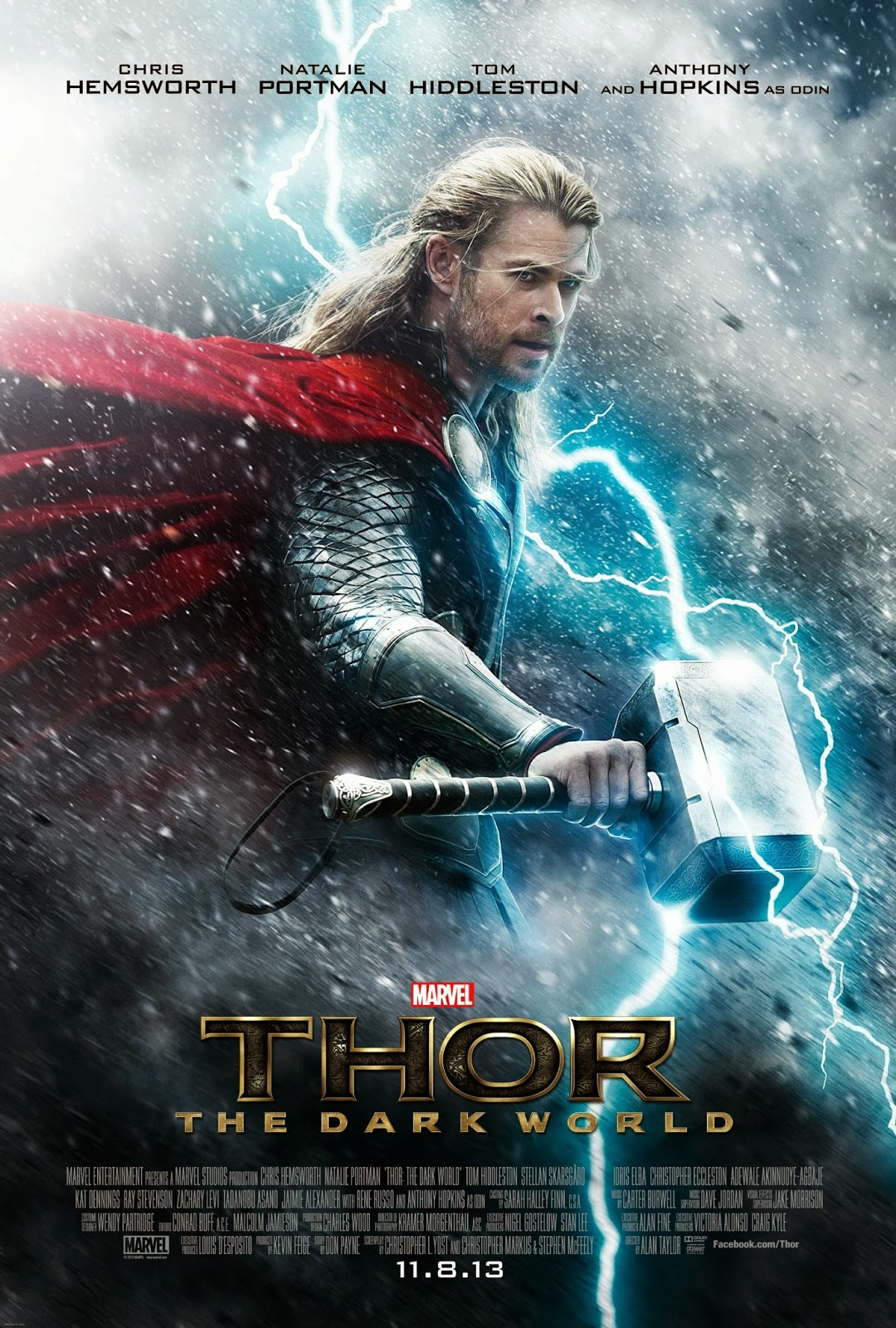 Thor The Dark World (2013)
