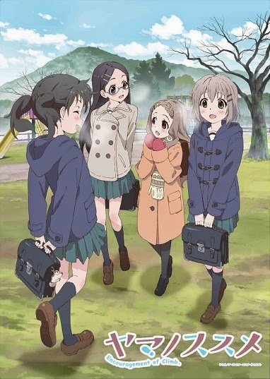 Yama No Susume -  Yama No Susume Second Season
